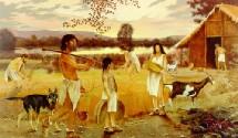 La vida en el neolítico. Isernia