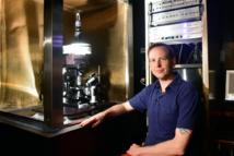 Blake Richards, en su laboratorio. University of Toronto.