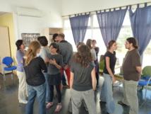 Grupo de facilitación de Altekio trabajando. Fuente: Altekio.