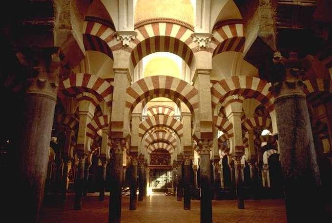 Mezquita de Córdoba. Wikipedia.