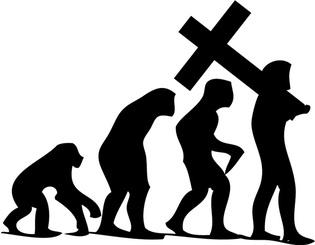 Evolution. Imagen: latvian. Everystockphoto.