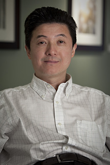 Shoucheng Zhang, físico del Stanford Institute for Materials and Energy Science. Fuente: SLAC.