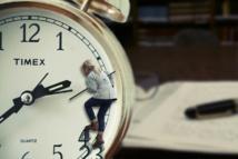 El tiempo neuronal a veces falla. Imagen: The Pixelman.