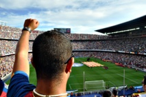 Auge en el Camp Nou. Foto: Damonify.