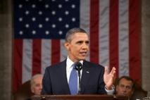 La presidencia de Obama, el primer presidente afroamericano, provocó reacciones racistas hacia el cambio climático y el sistema de salud norteamericano. Foto: Janeb13.
