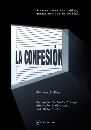 """Quince minutos de vida: """"La confesión"""" en Microteatro"""