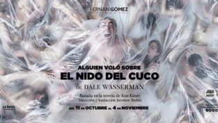 Cartel de la obra. Fuente: Teatro Fernán Gómez.