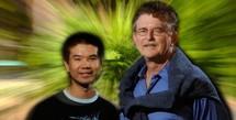 Chui Man Ho y Thomas Weiler. Fuente: Universidad Vanderbilt.