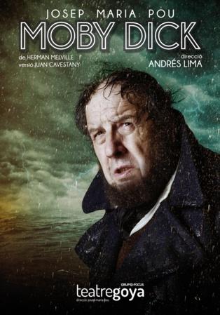 """Un auténtico ballenero en mitad del teatro:  """"Moby Dick"""" llega a La Latina"""
