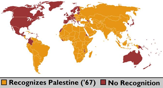 El Estado palestino se debate en la ONU