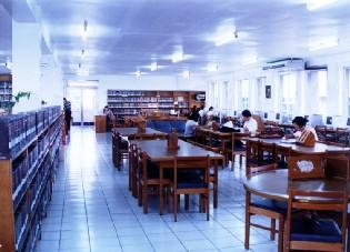 Biblioteca de una Facultad de Derecho