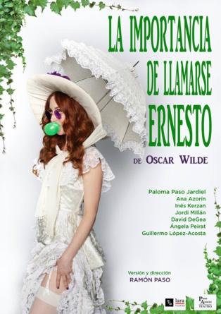 """Brillante versión de """"La importancia de llamarse Ernesto"""" para las noches de verano"""
