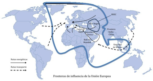 Imagen: Geoeconomía, las claves de la economía global.