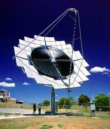 Energía solar. CSRIO.