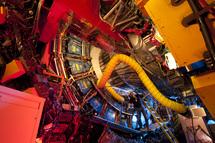 Tevatron. Fuente: Fermilab.