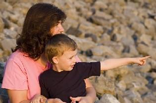 Las madres jóvenes engendran hijos longevos