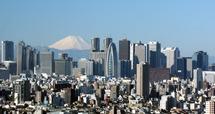 Tokio. Fuente: Wikimedia Commons.