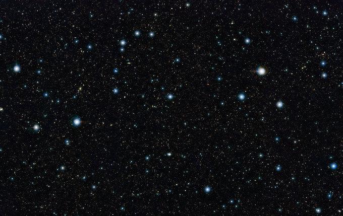 Imagen del cosmos. ESO.