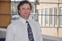 Tim Leighton. Imagen:Universidad de Southampton.