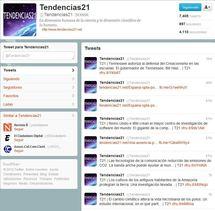 Twitter es la red social que más crece en España