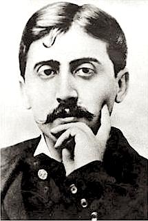 Marcel Proust, en 1900. Fuente: Wikimedia Commons.