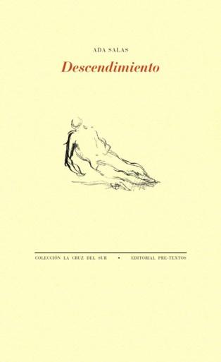 """Ada Salas: """"La escritura es siempre una experiencia de riesgo"""""""