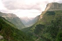 Valle de Ordesa, uno de los lugares analizados. Fuente: Wikimedia Commons.