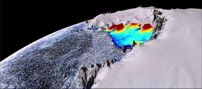 NASA/Goddard Space Flight Center Scientific Visualization Studio. Click para ver animación.