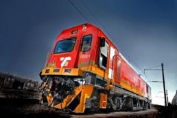 La locomotora C30ACi será la primera en su tipo en el África subsahariana. Imagen: railway-technology.com
