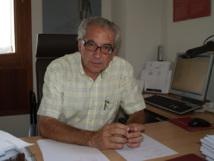 El catedrático Francisco Fernández. Foto: DICYT.