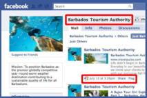 Las redes sociales tienen un impacto cada vez mayor en la industria turística. Imagen: barbadosfreepress.files.wordpress.com.
