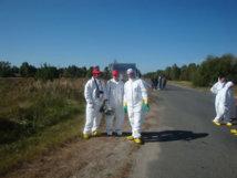 Turistas en el marco de una visita guiada a un área de actividad nuclear. Imagen: euronuclear.org