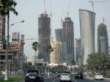 Imagen de Doha. Fuente: Wikimedia Commons.