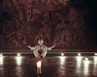 Momento de la representación. Fuente: www.elbrujo.es