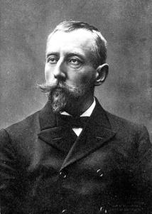El explorador Roald Amundsen, en 1916. Imagen: Ludwik Szacinski. Fuente: Wikimedia Commons.