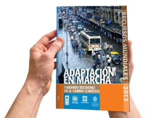 Portada del informe. Foto: Informe Recursos Mundiales.