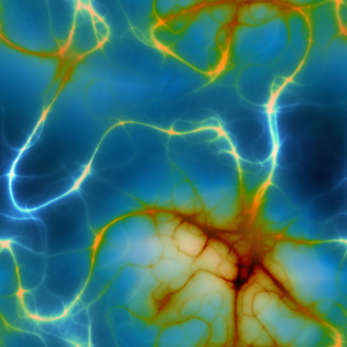 Una conexión neuronal. Imagen: Patrick Hoesly. Fuente: Flickr.