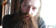 Aubrey de Grey. Imagen: Bjklein. Fuente: Wikimedia Commons.