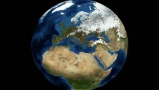 El calentamiento global no tiene precedentes, según dos estudios. Fuente: NASA/SINC.