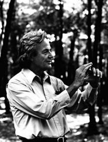 Richard Feynman. Fuente: Fermilab.