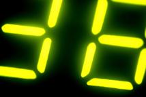 Los números escritos con cifras tienen asignada una zona del cerebro. Imagen: Matchstick. Fuente: StockXchng.