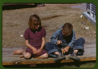 Las diferencias de empatía entre chicos y chicas son más sutiles de lo que se creía. Imagen: Library of Congress. Fuente: Flickr.