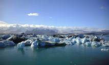 La extensión del hielo marino en el Ártico en 2012 fue inferior en un 49% -unos 3,3 millones de kilómetros cuadrados- al promedio mínimo de 1979–2000, alerta la OMM. Imagen: Deborah Benbrook. Fuente: PhotoXpress.