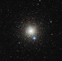 El cúmulo globular de estrellas NGC 6752. Fuente: ESO.
