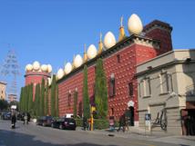 Teatro-Museo Dalí, Figueres. Foto: Luidger