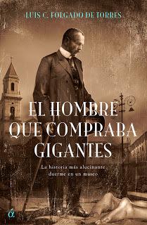 """""""El gigante extremeño"""" vuelve a la vida en una novela de Luis Folgado"""