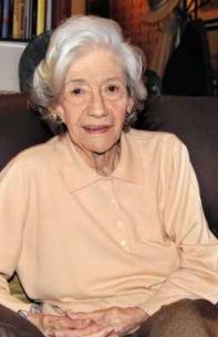 La escritora Ana María Matute en 2011. Fuente: Instituto de Mayores y Servicios Sociales (IMSERSO), Ministerio de Sanidad, España.