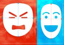 Las personas con cara ancha tienden a ser más egoístas que las de cara estrecha, por motivos biológicos y sociales. Fuente: UCR.