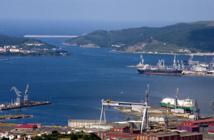 Ría de Ferrol, Galicia, España. Imagen: Lmbuga. Fuente: Wikimedia Commons.