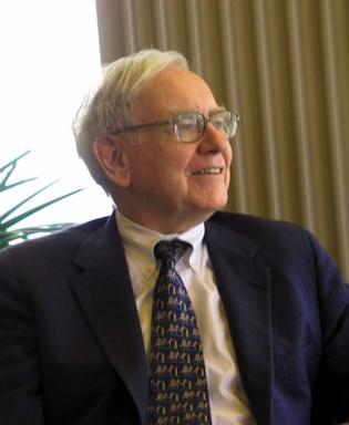 Warren Buffet. Foto: Mark Hirschey